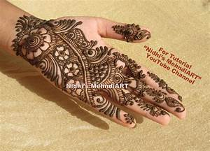 Easy Mehndi Henna Designs Collection | Nidhi's Art