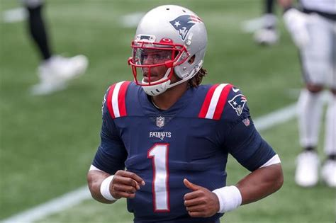 UPDATE: Patriots QB Cam Newton Tests Positive For COVID-19 ...
