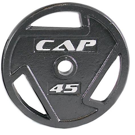 cap barbell lb grip plate weight rack olympics strength training equipment