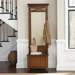 Entryway Table And Mirror Shelves Home Design Best