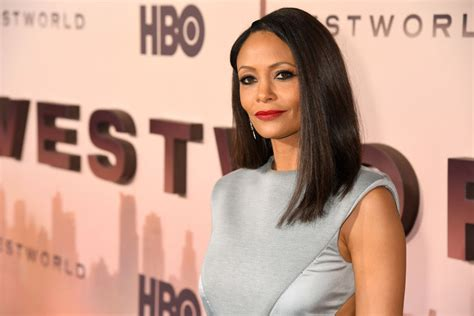 Thandie newton, who plays val in 'solo: Thandie Newton Turned Down 'Charlie's Angels' Because Of ...