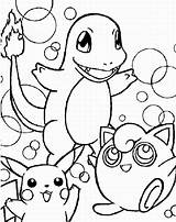 Pokemon Coloring Pages Sheets Printable Printables sketch template