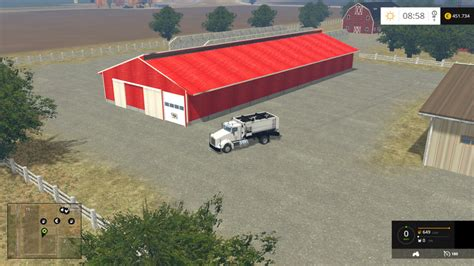 Cowhide Ls by Cow Stable America Style V 1 0 Ls 15 Mod