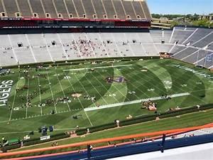 Jordan Hare Stadium Section 103 Row 5 Seat 7 Auburn