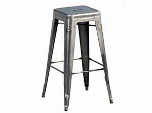 Tabouret Metal Ikea : top 10 tabouret de bar industriel ~ Teatrodelosmanantiales.com Idées de Décoration