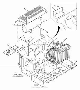 Scag Stt72a-29ka-dfi  S  N 8550001-8559999  Parts Diagram For Engine And Attaching Parts