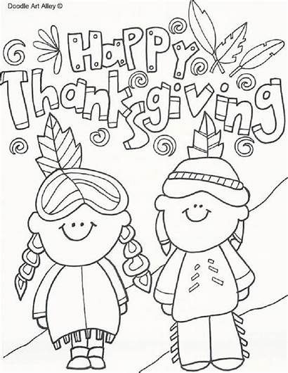 Thanksgiving Pages Coloring Printable Sheets Crafts Dot