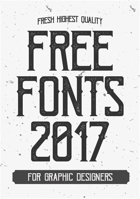 graphic design fonts fresh free fonts 2017 for graphic designers fonts