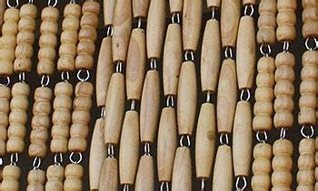 rideaux en perles de bois confection des rideaux proven 231 aux sur mesure en bois en perles de buis