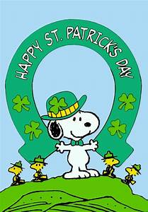 10 Best images about Snoopy St Patrick's on Pinterest ...