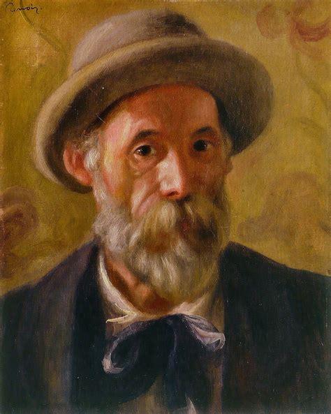 Autoportrait (renoir, 1899) — Wikipédia