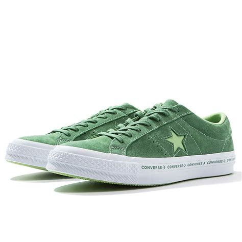 9352208d2261 Lime Green Converse Low Top