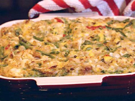 chicken  rice casserole recipe paula deen food network