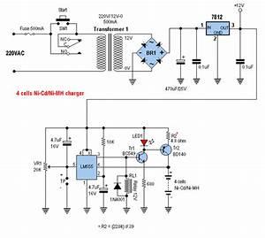 Bboy Sengklek  Charger Battery 4 Cell Otomatis Dengan Ne555