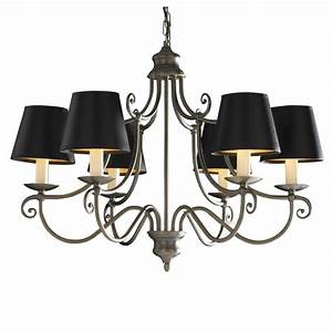 Traditional regency style chandelier aged brass with