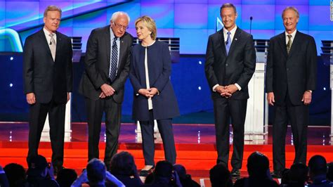democratic debate  hillary clintons big night