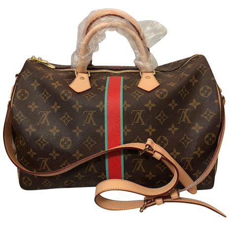 louis vuitton  speedy cm bag  chic selection