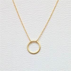 Aliexpress.com : Buy 2017 New Simple Circle Pendants ...