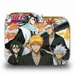 Anime Icon Bleach Folder Deviantart