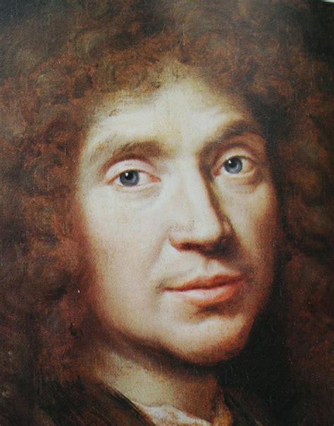 Portrait De Moliere