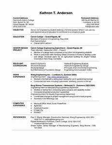 Intern resume sample chemical engineering internship for Chemical engineering internship resume samples
