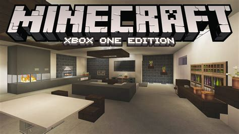 Minecraft Interior Design Kitchen by Minecraft Xbox 360 Ps3 Modern House Interior Design