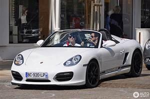 Villa Rose Porsche : porsche boxster spyder 7 dcembre 2012 autogespot ~ Medecine-chirurgie-esthetiques.com Avis de Voitures