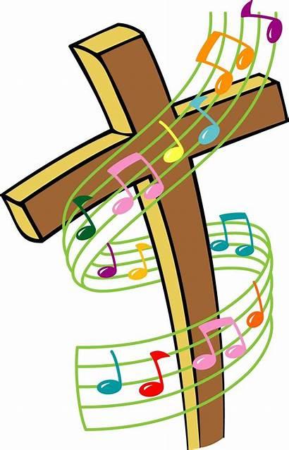Praise Clip Cross Dance Clipart Worship Clipartxtras