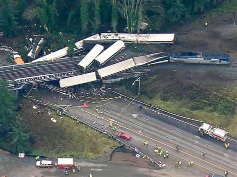 County Transit Employee Among 3 Killed In Amtrak Train