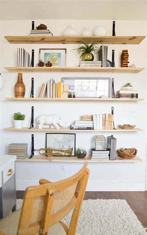 plywood shelf woodworking projects plans