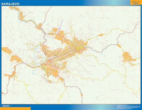 Acheter Carte Du Monde Geante by Carte Geante Sarajevo Acheter Cartes G 233 Antes Les Plus