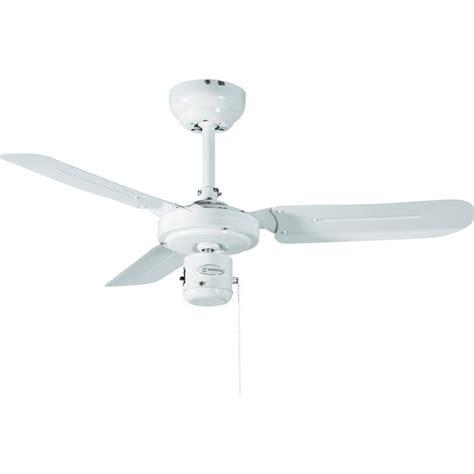 ventilateur de plafond westinghouse industrial 3 pales 216 90 cm blanc vente ventilateur de