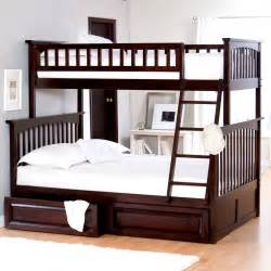 atlantic furniture columbia bunk bed storage beds at hayneedle
