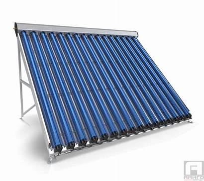 Solar Collector Vacuum Tube Collectors Evacuated Tubes