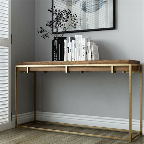 Slim Entryway Table by Watkins Console Table With Slim Legs Brosadesign Www