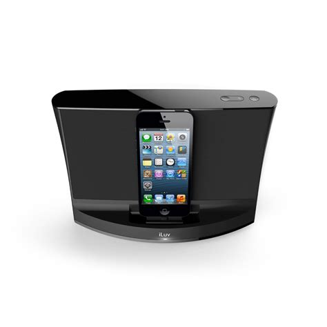 iphone 6 plus speaker dock iluv speaker with lightning station for iphone 5
