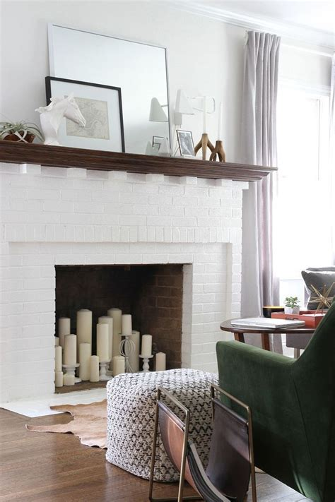 ideas filling empty fireplace pictures fireplace