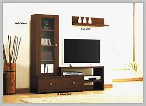 Living Room Tv Wall Design India Furniture Design For