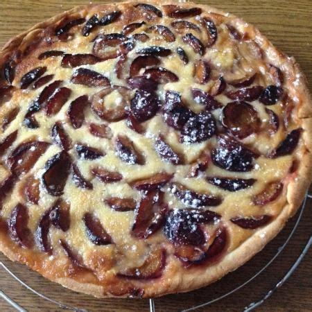 tarte suisse aux quetsches congel 233 es cooking chef de