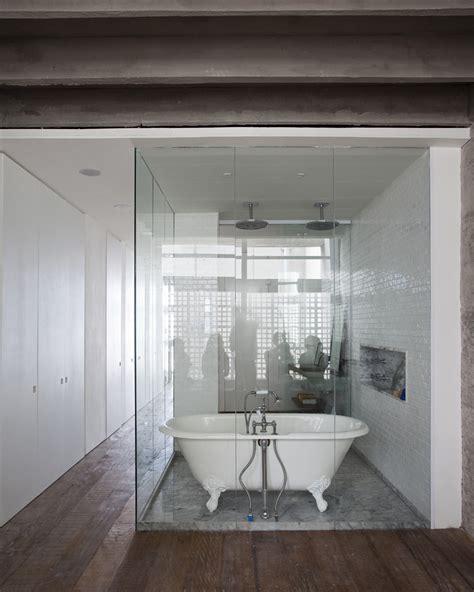Loft Der Moderne Lebensstilloft In Die Laenge by Copan Apartment Eine Moderne Loft Wohnung In Brasillien