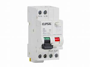Circuit Protection    Double Pole Rcd   Mcb Rcbo Safety