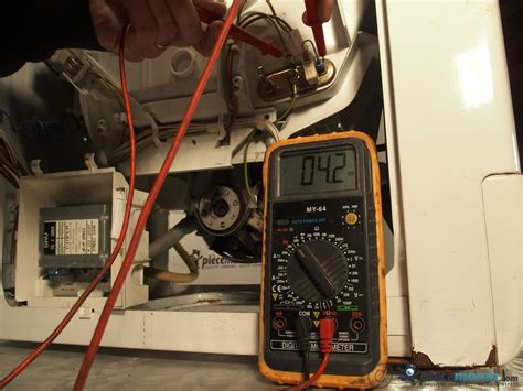 comment tester une r 233 sistance sur un lave linge 224 hublot l atelier 233 lectrom 233 nager
