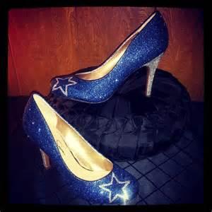 Glitter Dallas Cowboys Logo
