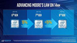 Intel's 8th-generation Core chips are coming in the second ...