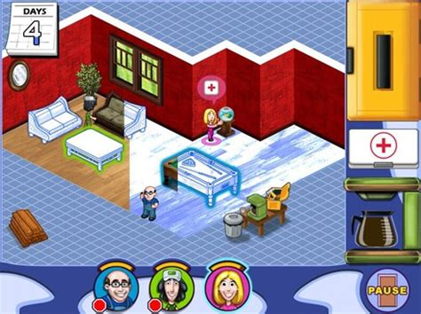 casual decorating game home sweet home coming  wiiware