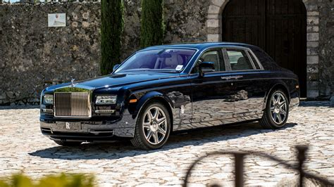 2018 Rolls Royce Phantom 675 Liter V12 1920x1080 Hd