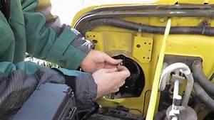 Jeep Wrangler 2001 Replace Heater Blower Motor