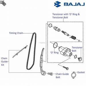 Bajaj Pulsar 220f Dtsi  Timing Chain