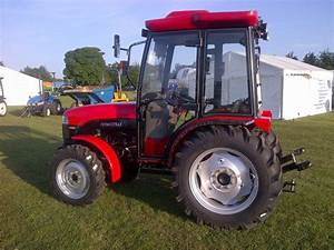 Foton Tractor Cab Options