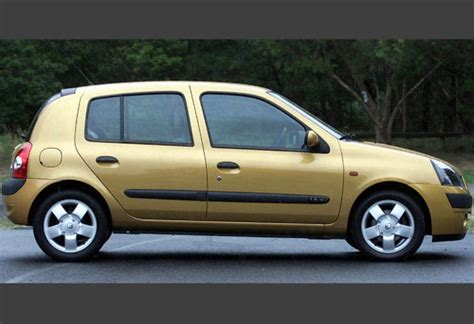 Renault Clio 2002 by Used Renault Clio Review 2002 2004 Carsguide